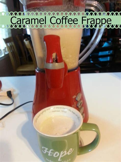 Coffee Frappuccino coffee frappe recipe dishmaps