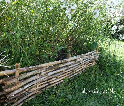 Fabriquer Des Objets En Bambou by Faire Soi M 234 Me Un Potager En Carr 233 S Des All 233 Es En Bois Et