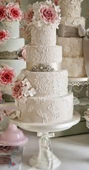 wedding cakes gorgeous lace wedding cakes belle the magazine
