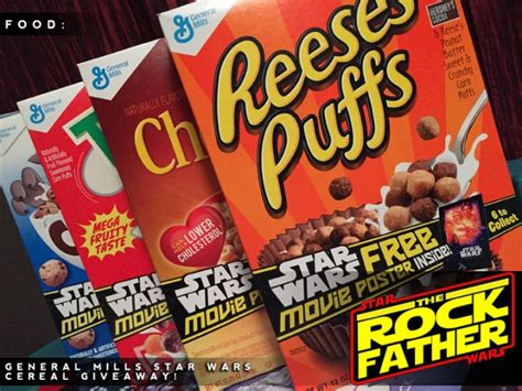 General Mills Giveaway - giveaway win a general mills star wars cereal prize pack