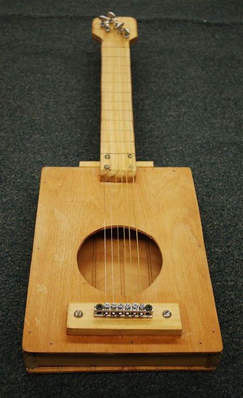 How To Make A Handmade Guitar - guitar teaching
