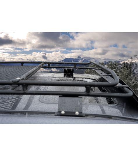 Gobi Stealth Rack by Toyota Land Cruiser 100 183 Stealth Rack 183 Multi Light Setup