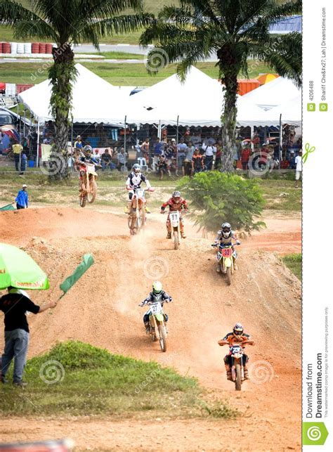 motocross action online motocross action editorial stock photo image 4206488