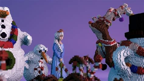 christmas build pack minecraft building