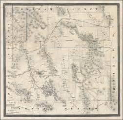 map of cochise county arizona territory barry