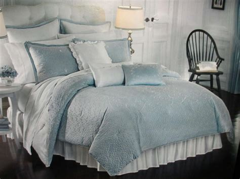 lenox bedding lenox french perle full comforter set ebay
