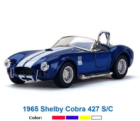 1965 Shelby Cobra 427 Sc Putih Skala 132 36 Kinsmart 1 32 shelby cobra 427 s c 1965 kt5322d diecast model kt5322d au 6 00 wholesale sunglasses