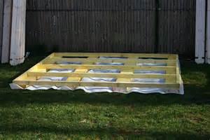 nivrem comment poser une terrasse en bois sans dalle