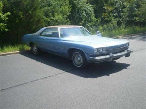 manual cars for sale 2005 buick lesabre windshield wipe control purchase used 1973 buick lesabre custom coupe 2 door 7 5l in sicklerville new jersey united