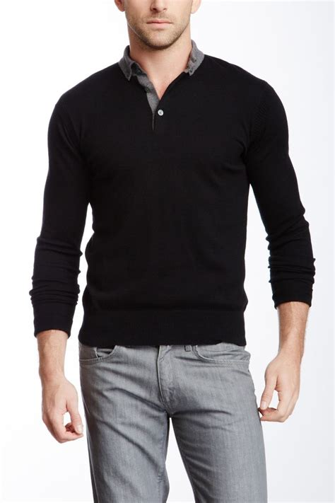 sleeve polo on hautelook s fashion who knew