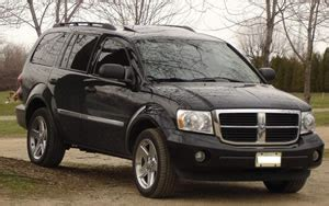 Dodge Durango Service Repair Manual 2004 2009