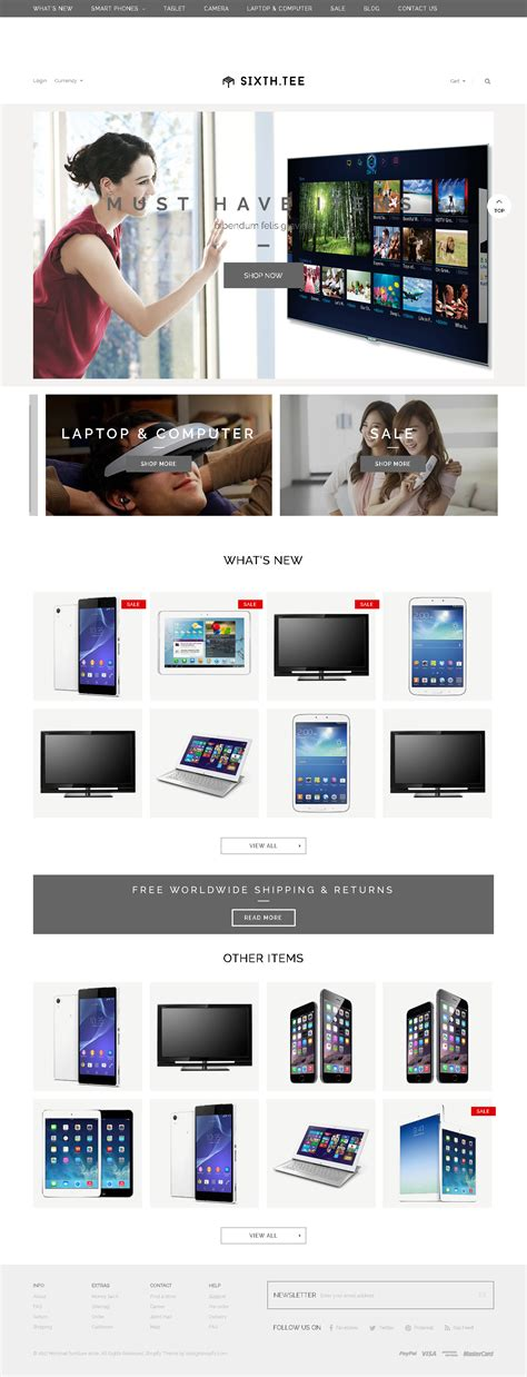 shopify themes electronics 5 best shopify themes for electronics products store