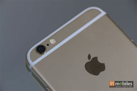 apple iphone 6 review 91mobiles