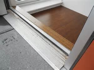 Threshold Front Door Exterior Door Inspection Will These Doors Leak The Ashi Reporter Inspection News Views