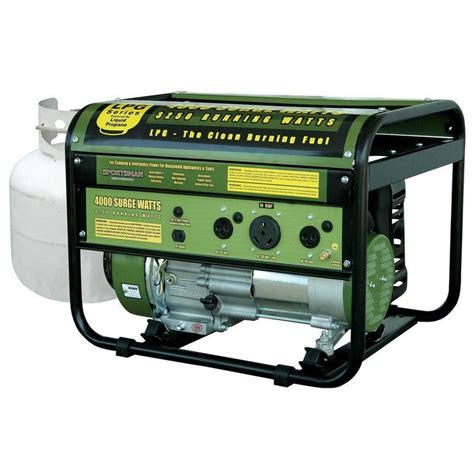 1000 ideas about portable propane generator on
