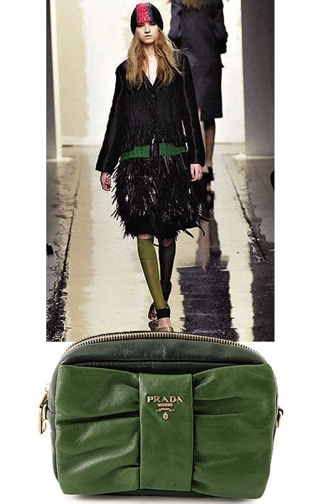 The Designer Prada Dressed Robot Tote by Prada Tessuto Fiocco Satchel Replica Prada Fringe Bag