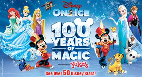 Family Disney On Ice100 Years Of Magic by Disney On Amway Center Giveaway On The Go In Mco