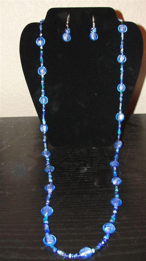 glass bead jewelry ideas glass bead necklaces jewelry designs