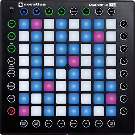 Novation Launchpad Pro Launchpad Pro Novation Launchpad Pro Is Officially Available