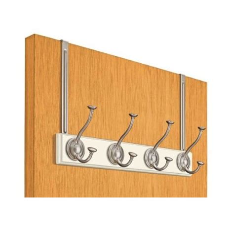 The Door Coat Hooks by Meridian The Door Coat Rack White In The Door