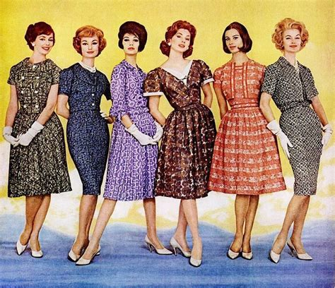 60s fashion dresses 60s glam 60 s retro