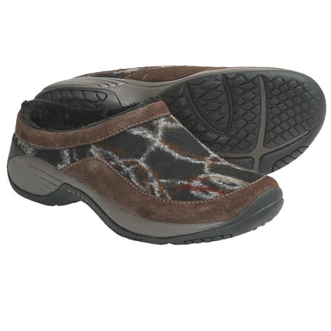 merrell clogs for merrell encore burst clogs wool suede for save 35