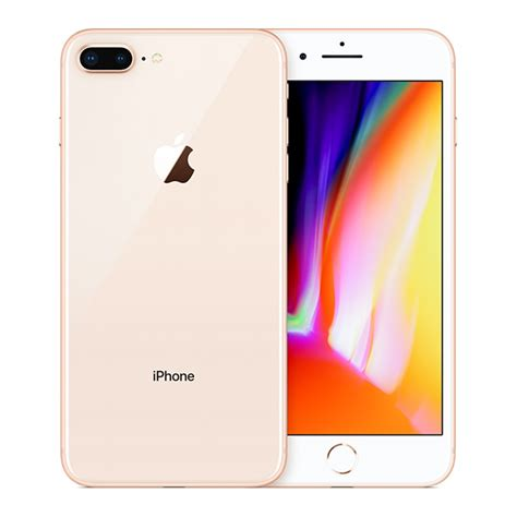apple iphone 8 apple iphone 8 plus 256gb gold