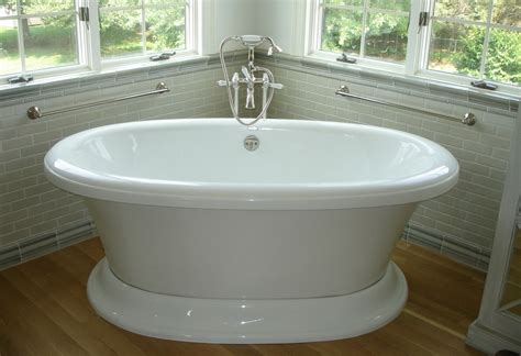 refurbishing bathtubs refinish bathtub or install bath liner design build pros