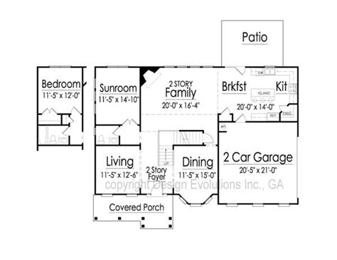 macy s floor plan macy house plan traditional home design 2 744 sq ft 4 bed 2 5 bath