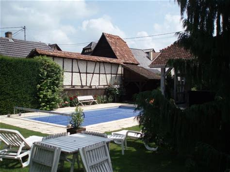 chambres d h es strasbourg maison d hote en alsace avec piscine ventana