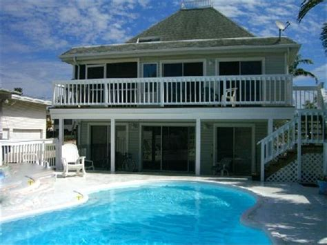 mexico beach rentals with boat slip bay front gulf home w pool and boat slip vrbo