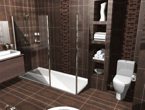 dark brown bathroom 35 dark brown bathroom floor tile ideas and pictures