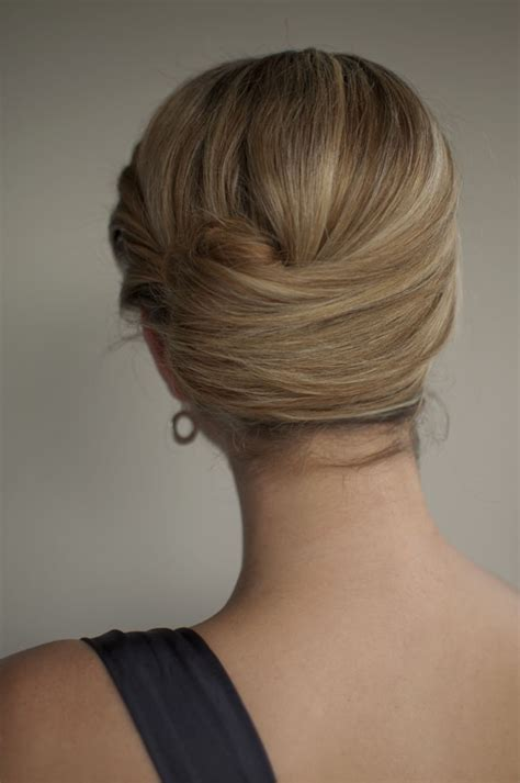 hair in a french roll 30 mind blowing french twist hairstyle slodive