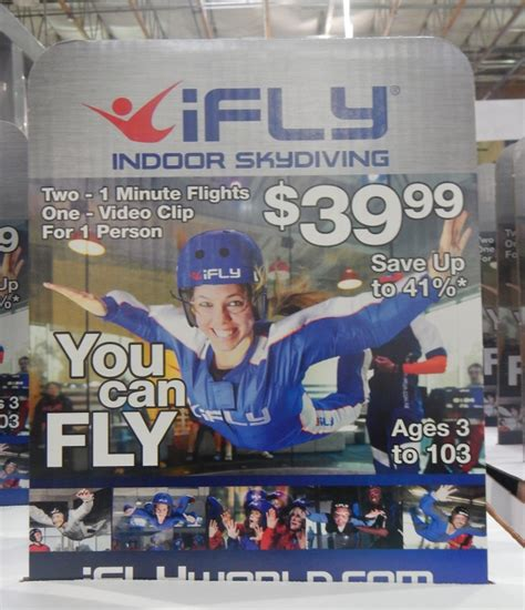 Costco Ifly Gift Card - stuff i didn t know i needed until i went to costco november edition