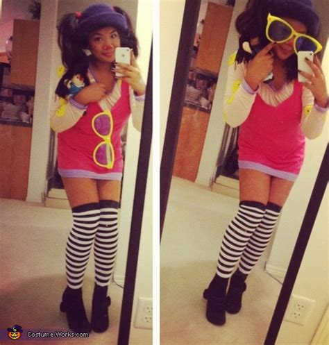 big comfy couch costume loonette the clown costume