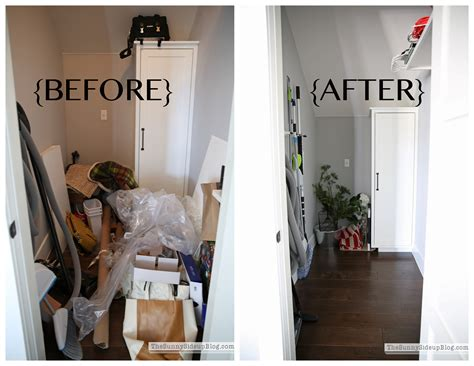 closet cleaning organized cleaning closet the sunny side up blog