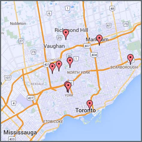 Toronto Address Finder Employment Source Finding You Work In Toronto