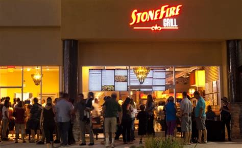 casual family dining restaurant  lakewood stonefire grill