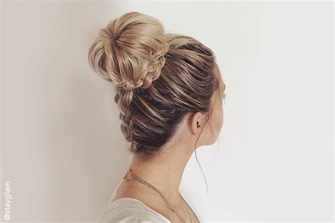 updo hairstyles for long hair how to easy updos for long hair glam gowns blog