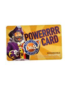 Dave And Busters Gift Card - dave and buster card ebay