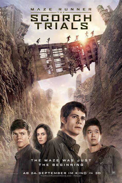 Maze Runner The Scorch Trials | maze runner the scorch trials dvd release date redbox