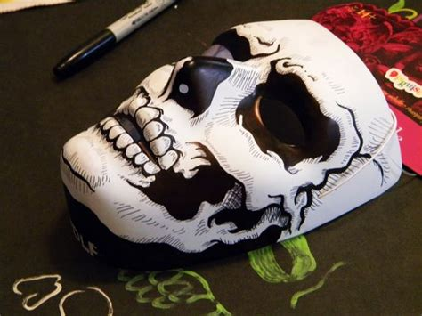 diy masks diy skull mask masks skulls and