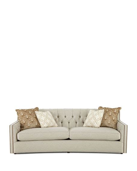 tufted back sofa bernhardt karine tufted back sofa
