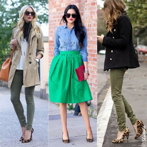 what color goes with leopard print best color shoes to wear with green dress