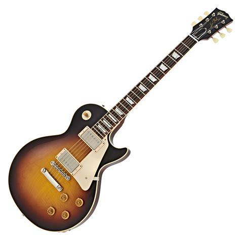 Gitar Gibson Les Paul Hitam 1 gibson custom shop standard historic 1958 les paul vos
