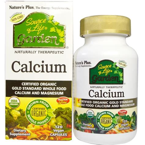 Garden Of Calcium Reviews Iherb Customer Reviews Nature S Plus Source Of
