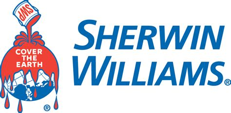sherwin williams sherwin williams logo construction logonoid