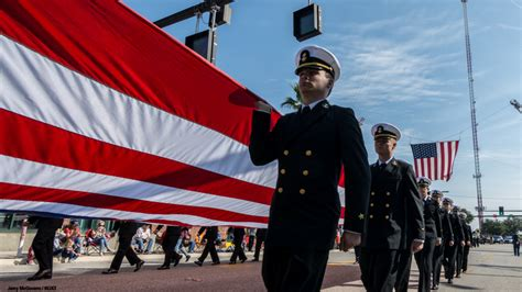 jacksonville new year parade 2016 jacksonville celebrates veterans with annual parade