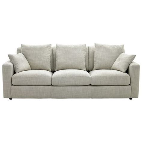 freedom couch benson 3 seat sofa freedom furniture and homewares 2199
