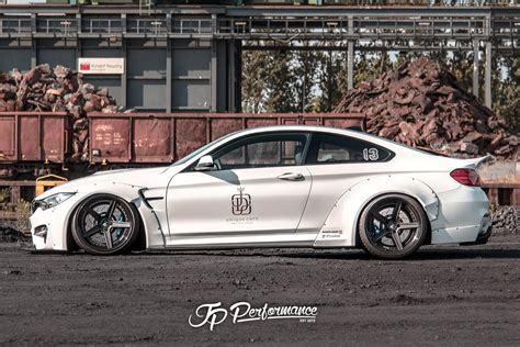 lb works bmw m4 body kit liberty walk